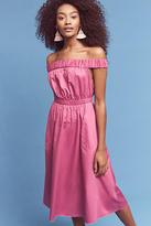 Maeve Mona Off-The-Shoulder Dress