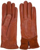 Paul Smith stitching detail gloves