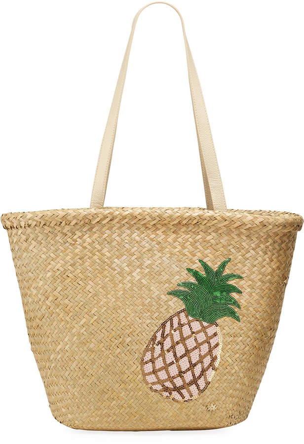 6306dd4221717d Straw Tote Bags - ShopStyle