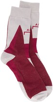 A-Cold-Wall* A Cold Wall* logo embroidered ankle socks