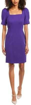 Elie Tahari Nacia Sheath Dress