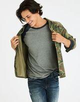 American Eagle Outfitters AE Flex Baseball Shirt