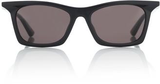Balenciaga Rim rectangular sunglasses