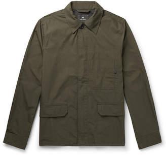 Paul Smith Cotton-Blend Ripstop Field Jacket