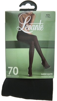 Levante 70D Suede Matte Tights Black