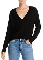 Thumbnail for your product : Equipment Madalene Cashmere V-Neck Sweater