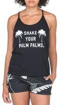 Volcom Palm Palms Graphic Tank