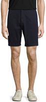 Jack Spade Sharpe Garment-Dyed Flat Front Shorts