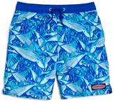 Vineyard Vines Boys' Marlin Chappy Swim Trunks