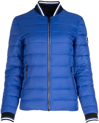 Moose Knuckles Front Zip Padded Jacket