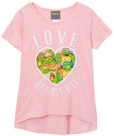 Jerry Leigh Strawberry 'Love At First Bite' Hi-Low Tee - Girls