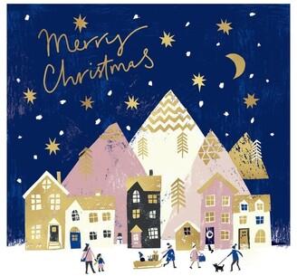 Simson Redkite Charity Christmas Boxed Cards, Christmas Night - 10