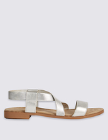 M&S Collection Block Heel Sandals with Insolia Flex®