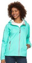 High Sierra Women's Isles Hooded Packable Rain Jacket