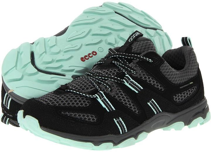 Ecco Sport - Krypton Tie (Black/Black/Dark Shadow/Synthetic/Synthetic/Textile) - Footwear