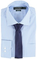Lauren Ralph Lauren Slim Spread Collar Shirt
