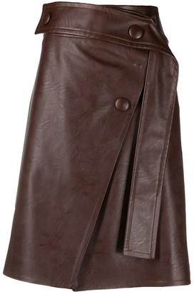 Stella McCartney A-line knee-length skirt