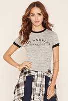 Forever 21 Los Angeles Forever Graphic Tee