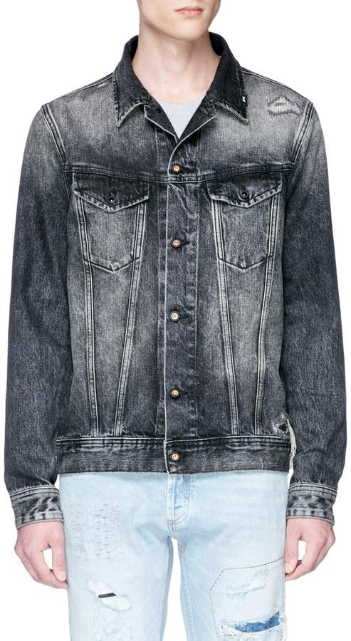 Denham Jeans 'Amsterdam' distressed denim jacket