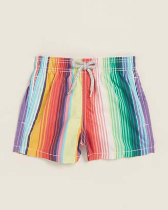 Vilebrequin Toddler Boys) Rayure Panco Swim Shorts