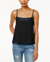 Rachel Roy Lace-Trim Layered Camisole, Only at Macy's