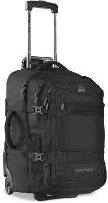 GRANITE GEAR Cross-Trek 2 Wheeled Carry-On with Removable Backpack