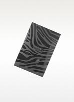 Roberto Cavalli Signature Animal Print Silk Square Scarf