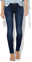 New York & Co. Soho Jeans - Curve-Creator Legging - Flawless Blue Wash