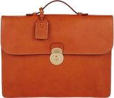 Boldrini Selleria Men's Structured Briefcase