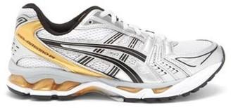 Asics Gel-kayano 14 Running Trainers - White Gold
