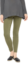 A Pea in the Pod Secret Fit Belly Twill Skinny Leg Maternity Pants
