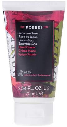 Korres Japanese Rose Hand Cream 75M