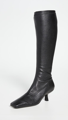 BY FAR Rosalia Stretch Boots