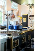 Lava Signature 7 Qt. Enameled Cast Iron Round Dutch Oven in Cobalt Blue