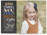 Minted Candle Warmth Hanukkah Cards
