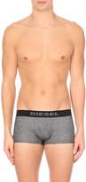 Diesel Hero denim-effect stretch-cotton trunks