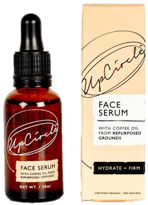 Upcircle Beauty Organic Face Serum With Coffee Oil 30ml