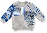 Kenzo Tiger Embroidered Sweater, Size 12-18M
