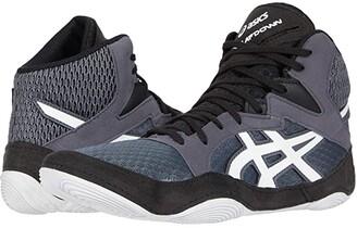 Asics Snapdown 3 (Black/White) Men's Shoes