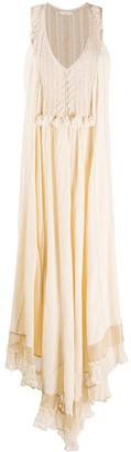 Mes Demoiselles Chibcha pleated dress