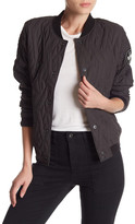 G Star Quilted Bomber Jacket