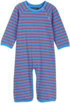 Toobydoo Striped Jumpsuit (Baby Boys)