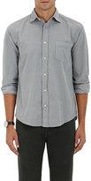 Hartford Men's Pinwale Corduroy Shirt-GREY