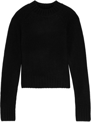 Vince Rib-trimmed Cashmere Sweater