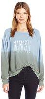 Peace Love World Women's Namaste Everyday Sweater