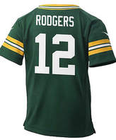 Nike Baby Aaron Rodgers Green Bay Packers Jersey
