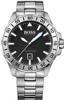 HUGO BOSS Men's Deep Ocean Stainless Steel Watch 1513234