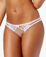 L'Agent by Agent Provocateur Bea Sheer Mesh Mini Brief L175-30