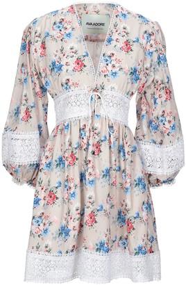 AVA ADORE Short dresses