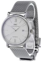 IWC 'Portofino Automatic' analog watch